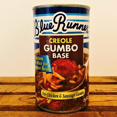 Blue Runner Creole Gumbo Base (Chicken and Sausage)