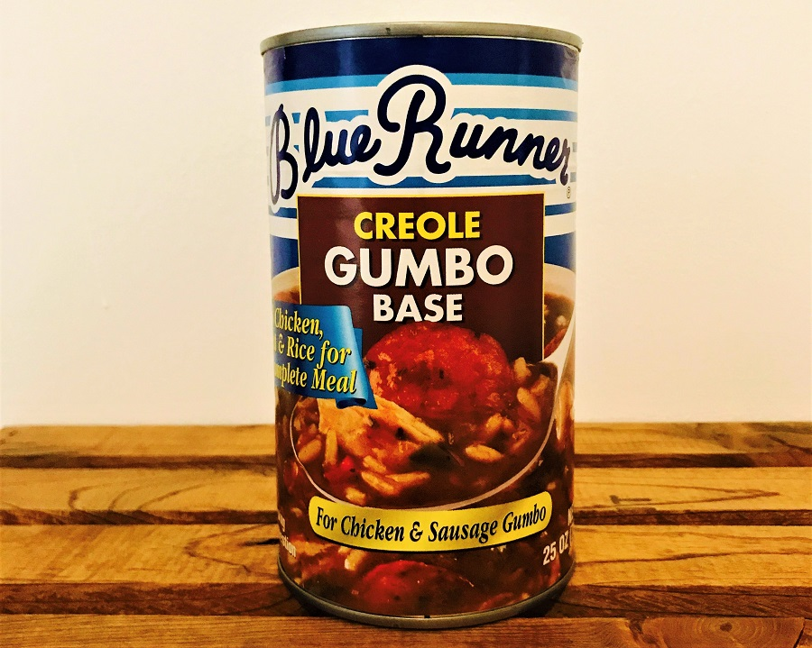 Blue Runner Creole Gumbo Base (Chicken and Sausage Gumbo ...
