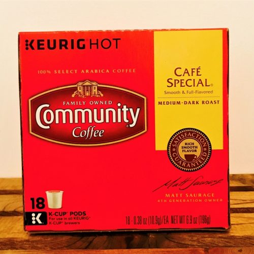 Community Coffee Cafe Special (K-Cup Pods)