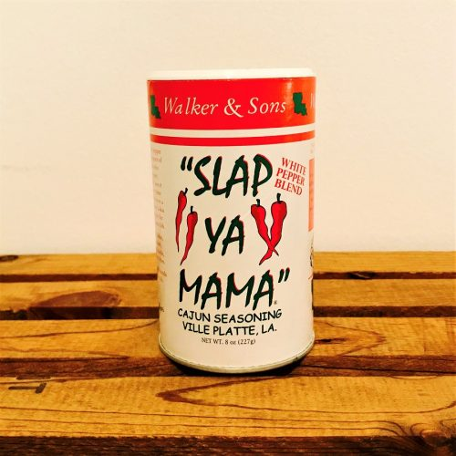 Slap Ya Mama Cajun Seasoning - White Pepper Blend