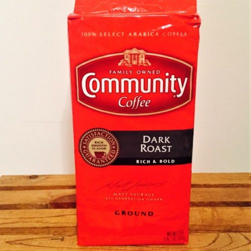 Community Coffee Dark Roast 1