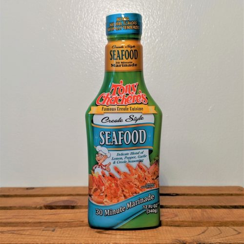 Tony Chachere's Creole Style Seafood Marinade