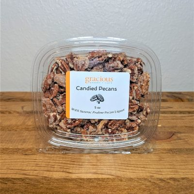 Gracious Bakery Candied Pecans