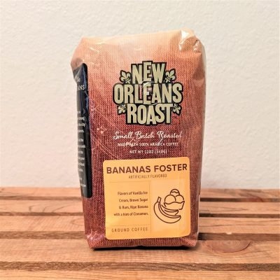 New Orleans Roast - Bananas Foster