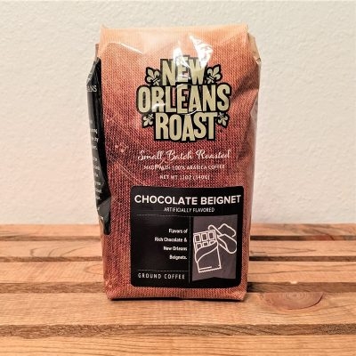 New Orleans Roast - Chocolate Beignet