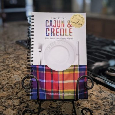 Cajun & Creole Cookbook